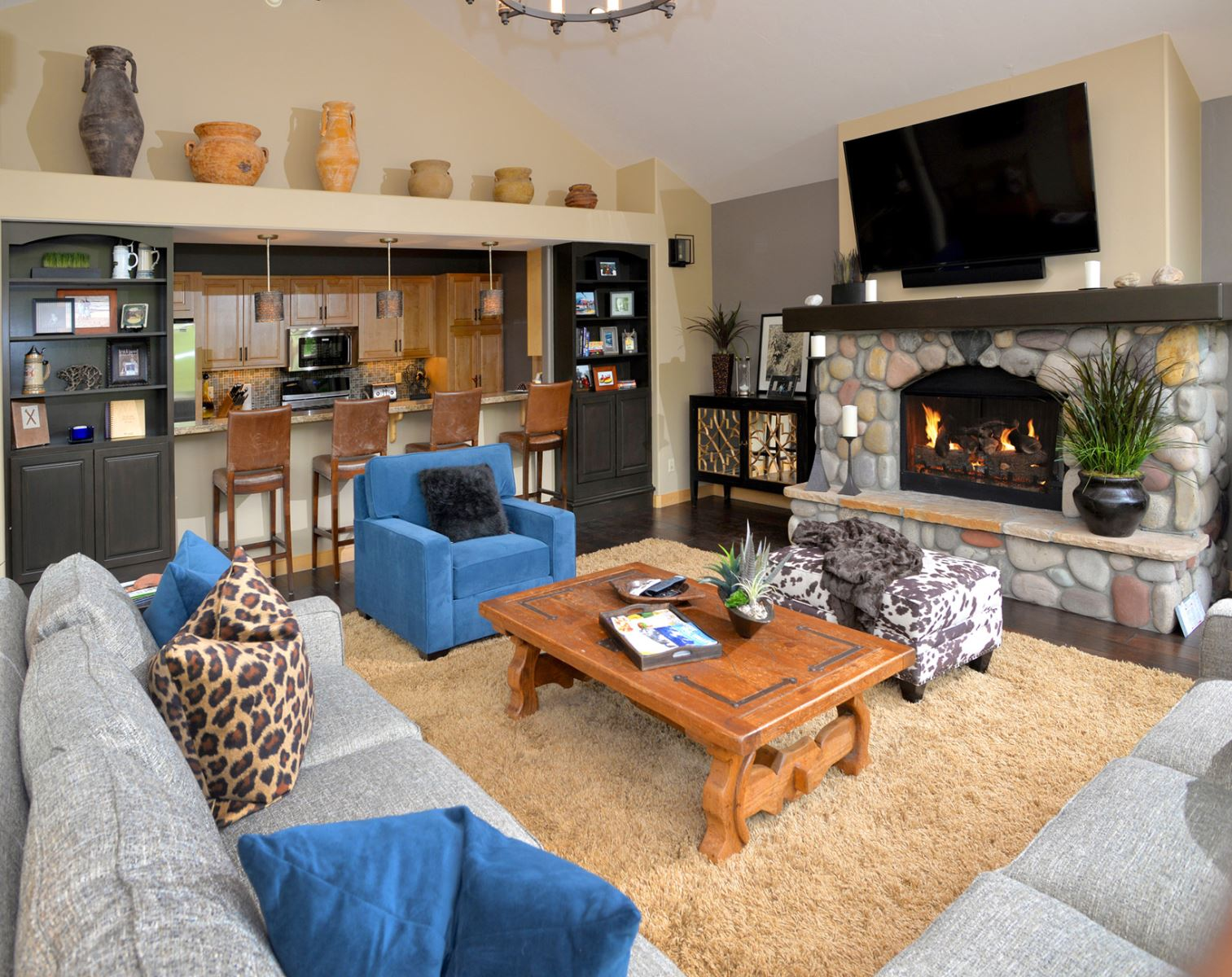 Vail Vacation Rental Living Room