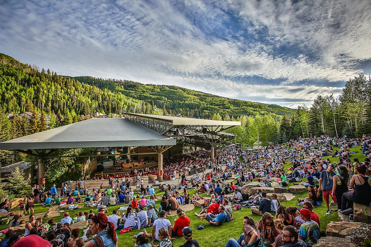 Ford Park Vail CO