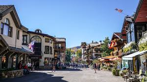 Vail Village in Summer